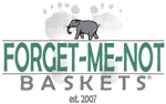 Forget Me Not Baskets - Supporting Those Who Grieve